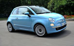 Report: Fiat 500 Hybrid To Get 100 MPG