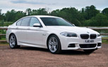 BMW 5-Series M-Sports Package Pictures Surface