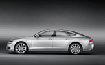 Audi A7 Sportback Unveiled Ahead of Paris Auto Show Debut: V6 Engines Only