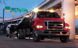 Ford to Offer 6.8-Liter V10 in F-650 and F-750 Chassis Cab Models