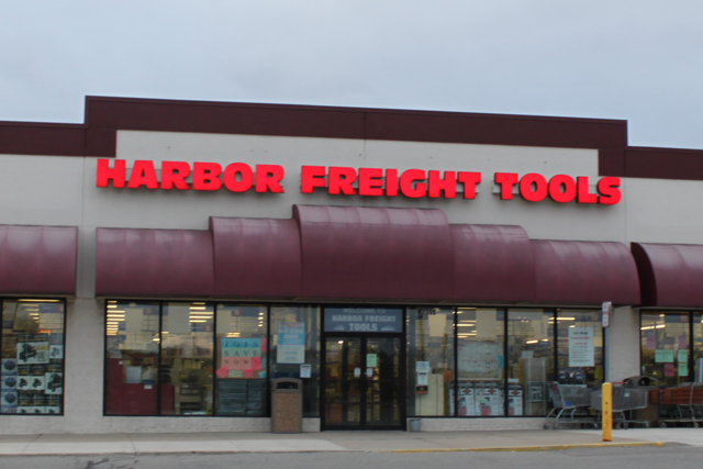 Harbor Freight Tools is the go-to shop for auto enthusiasts that like to ...