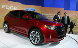 2011 Ford Edge Gets Almost Best-in-Class 19/27-MPG Fuel Econmy Rating
