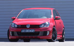 JE Design Puts Volkswagen Golf R Power Into GTI