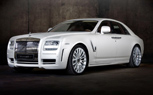 Mansory Rolls-Royce White Ghost is Surprisingly Subtle
