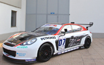 Porsche Panamera Race Car Victorious in First Outing