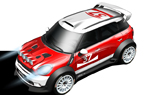 MINI to Compete in 2011 WRC Series With Prodrive-Built Countryman