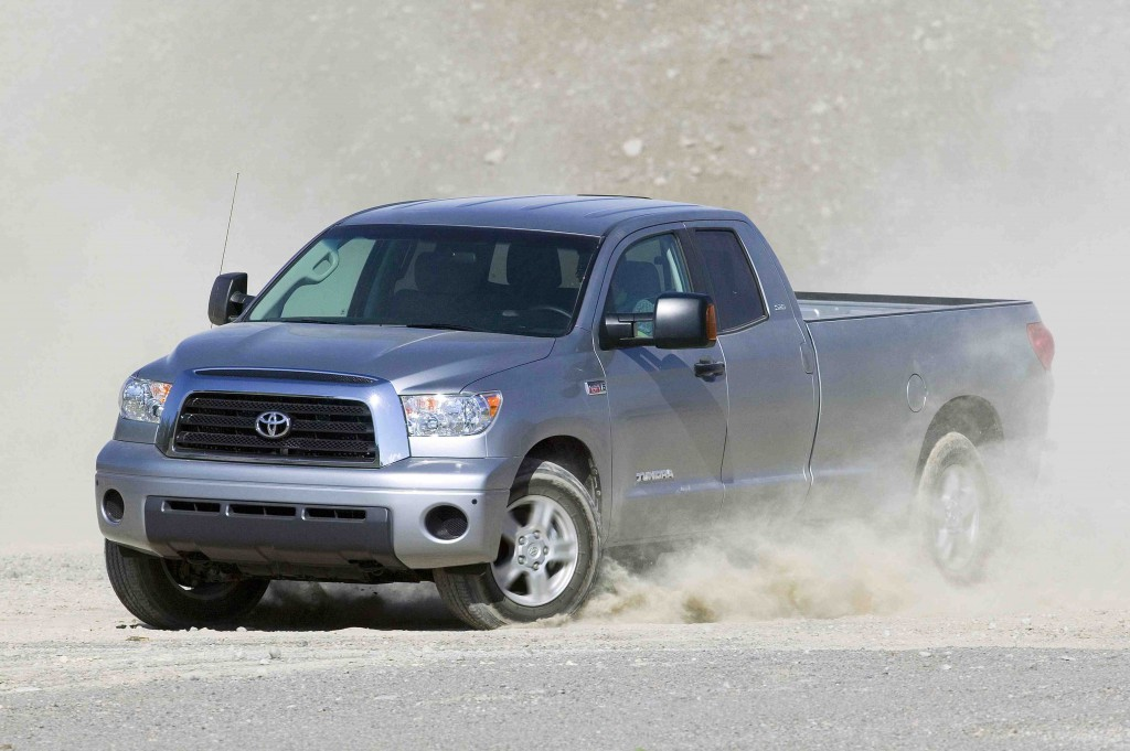 Toyota Tundra Towing Capacity >> Next-Gen Toyota Tundra Set for 2014; Sequoia Future ...