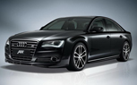 ABT Sportsline Tunes New Audi A8