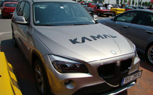 Alfa Romeo Kamal SUV Spied – Just Kidding