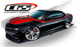 CGS Performance Products Building Wild Chevy Camaro for SEMA