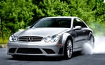 Matte Silver Mercedes-Benz CLK63 AMG Black Series Profiled in Stunning Photo Shoot