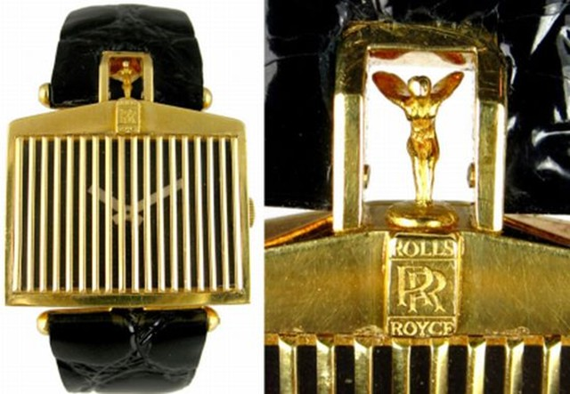 Rolls Royce Watch Brings Back 70s Style 187 Autoguide Com News