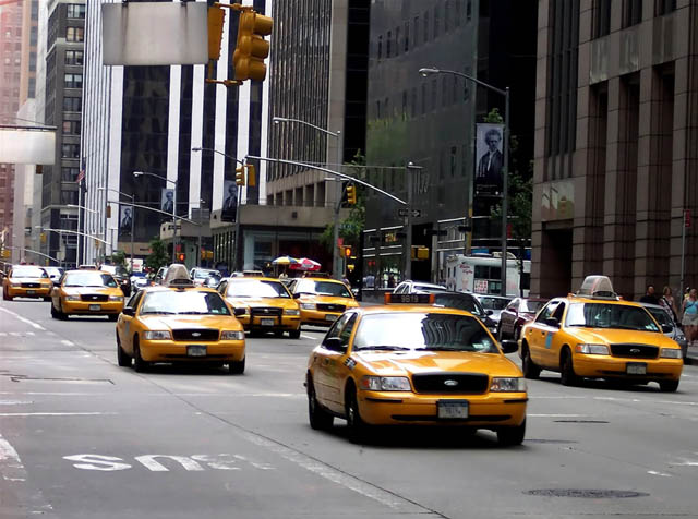 New York City Cab Drivers Resist Hybrids Speak Up For Ford Crown