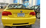 2011 BMW M3 Spotted In Dakar Yellow
