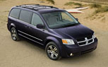 "Dads Will Look Cool Driving Dodge's New ""Man Van"" Minivan"