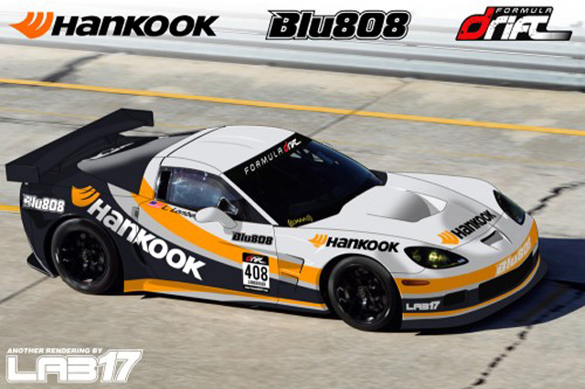 Luke Lonberger Rumored To Drive a Corvette in Formula Drift Series » AutoGuide.com News