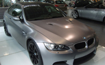 First Frozen Gray BMW M3 Delivered to Will Turner