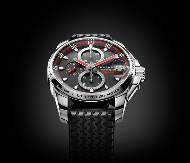 Alfa Romeo And Chopard Celebrate Their Anniversaries With