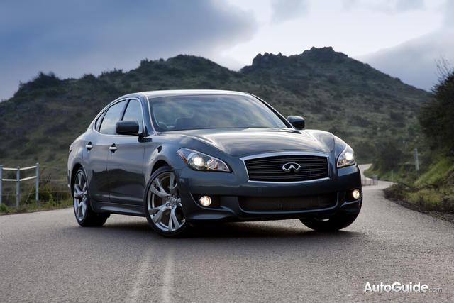 Infiniti Announces 2011 Model Changes