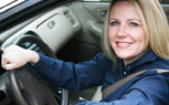 Poll Reveals What Scares Men Most: Women Drivers