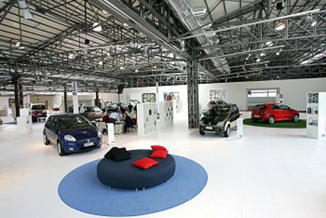 Jeep Joins Fiat In Paris Mega Dealership News