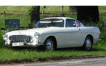 Volvo Owners Aims For 3 Million Miles In 1966 Volvo P1800