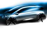 BMW Megacity Electric Car Teased as Fist Mass-Produced Carbon Fiber Vehicle