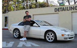 Porn Legend Peter North's Nissan 300ZX For Sale On Ebay
