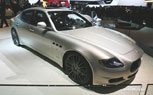 Maserati To Build Smaller Sedan To Compete With Jaguar XF, BMW 5 Series