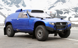 Volkswagen Preparing Race Touraeg 3 For Assault On Dakar Rally
