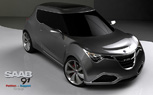 Saab 91 Rendered by Facebook Group; Designed to Spark Production Model