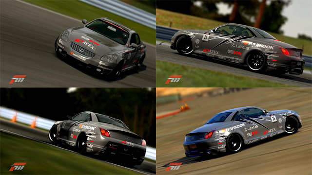 Ryuji Miki's Lexus SC430 Drift Car Now Available in Forza ...