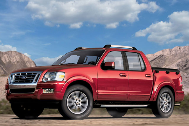Frontier Auto Sales >> Ford Explorer SportTrac Slated To Die, So Long To America's Favorite Pseudo-Truck » AutoGuide ...