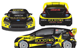 Tanner Foust's Ford Fiesta Teased for X-Games 16