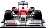 Toyota Returning to F1 in 2011, Partnering With Hispania Racing