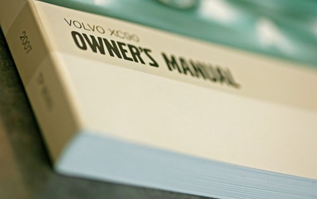 Why Reading Your Vehicle S Instruction Manual Is So