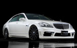 Wald Refreshes Black Bison Styling Kit For Facelifted Mercedes-Benz S-Class