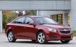 Chevy Expects Half of Cruze Buyers to Come from Other Brands
