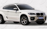 ArmorTech Transforms BMW X6 Into Two Door Coupe