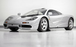 1995 McLaren F1 to Hit the Block at Gooding & Co. Pebble Beach Auction