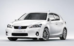 Lexus to Release Full CT200h Specs at Paris Auto Show
