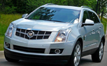 2010 Cadillac SRX Receives Top Safety Pick Award