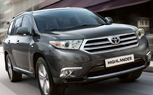 2011 Toyota Highlander Revealed With Bold New Look