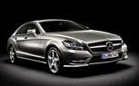 2012 Mercedes CLS Revealed With Even More Coupe-Like Profile
