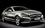 2012 Mercedes CLS Gets Video Reveal