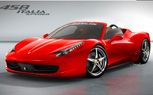 Ferrari 458 Spider GTS Rumored With Retractable Glass Top