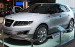 Saab 9-4X Crossover To Debut At 2010 Los Angeles Auto Show, 11 Months After It Went Into Production