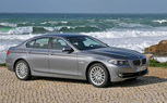 2011 BMW 5 Series Drives Off With Top Safety Pick Award