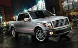 2011 Harley Davidson F-150 Gets New 6.2L Engine