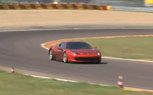 Ferrari 458 Challenge Spied Testing at Fiorano [video]
